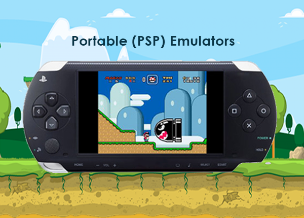 Top 3 Free Play Station Portable (PSP) Emulators that